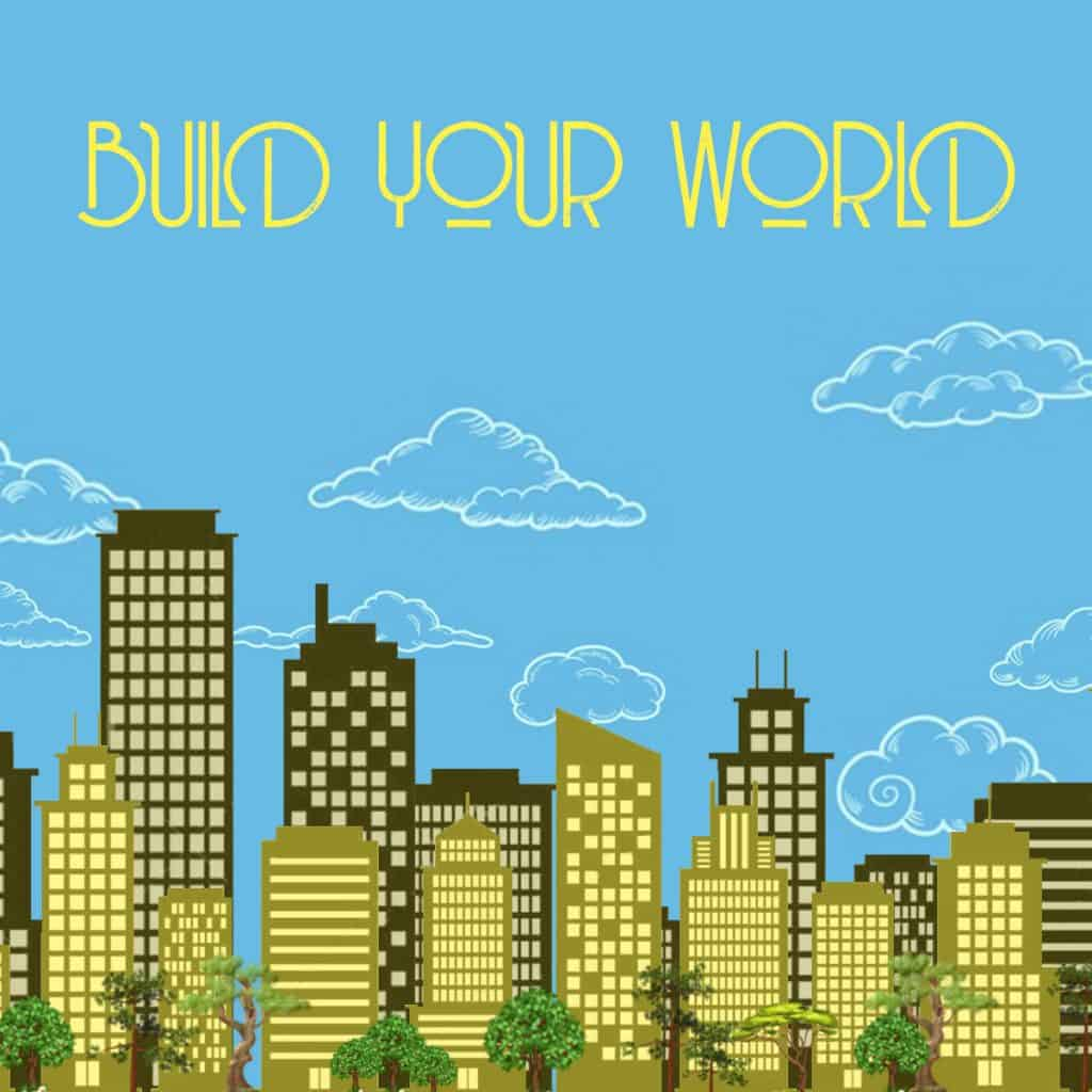 Build your world Icon