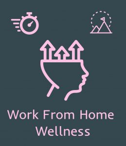 work from home wellness