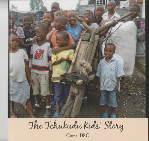 The Tchukudu Kids Front Cover