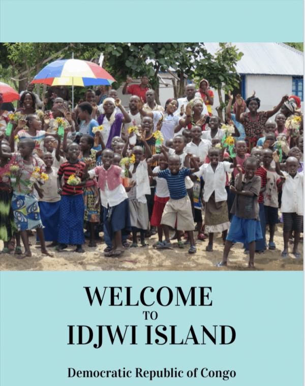 welcome to idjwi island image